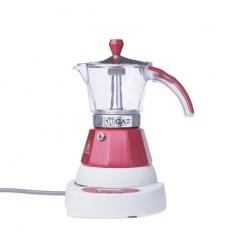 Kawiarka elektryczna G.A.T. Vintage 4tz - Czerwona