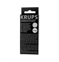 Krups XS 3000 - tabletki do czyszczenia ekspresów
