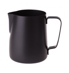 Rhinowares Stealth Milk Pitcher - dzbanek czarny 360 ml
