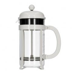 Bodum Chambord French Press 8 cup - 1l Biały