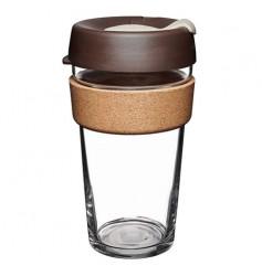 KeepCup Brew Cork Almond 454ml