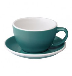 Loveramics Egg - Filiżanka i spodek Cafe Latte 300 ml - Teal
