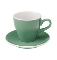 Loveramics Tulip - Filiżanka i spodek Cafe Latte 280 ml - Mint