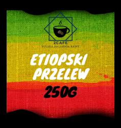 Kawa Etiopski Przelew 250g
