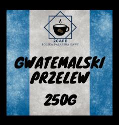 Kawa Gwatemalski Przelew 250g