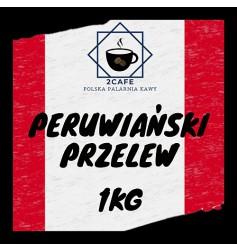Kawa Peruwiański Przelew 1kg