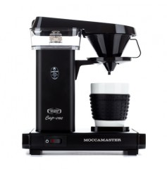 Moccamaster Cup-One Coffee Brewer Matt Black - Ekspres przelewowy