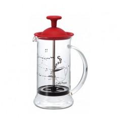 Hario Cafe Press Slim S Red
