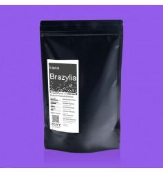 Kawa Brazylia - ziarnista do ekspresu ciśnieniowego 250g