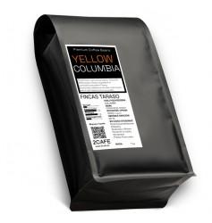 Yellow Columbia - kawa ziarnista 1kg