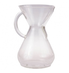 Chemex Coffee Maker Glass Handle - 8 filiżanek