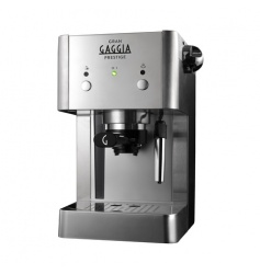 Gran Gaggia - Prestige Silver - Ekspres ciśnieniowy
