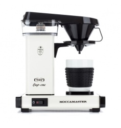 Ekspres przelewowy — Moccamaster Cup-One Coffee Brewer Cream
