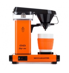 Ekspres przelewowy – Moccamaster Cup-One Coffee Brewer Orange
