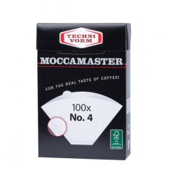 Moccamaster filtry papierowe nr 4