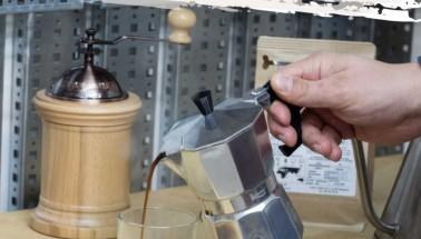 7# Kawiarka aluminiowa czy stalowa - którą wybrać?