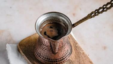 Jak zaparzyć kawę po turecku