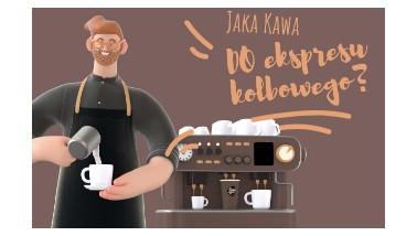 Jaka kawa do ekspresu kolbowego?